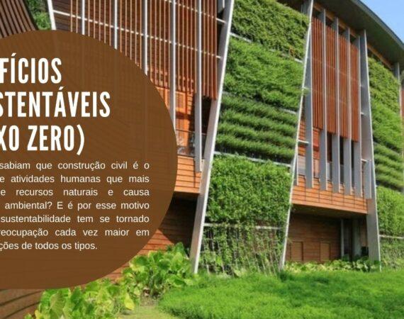 Edifícios Sustentáveis (lixo zero)